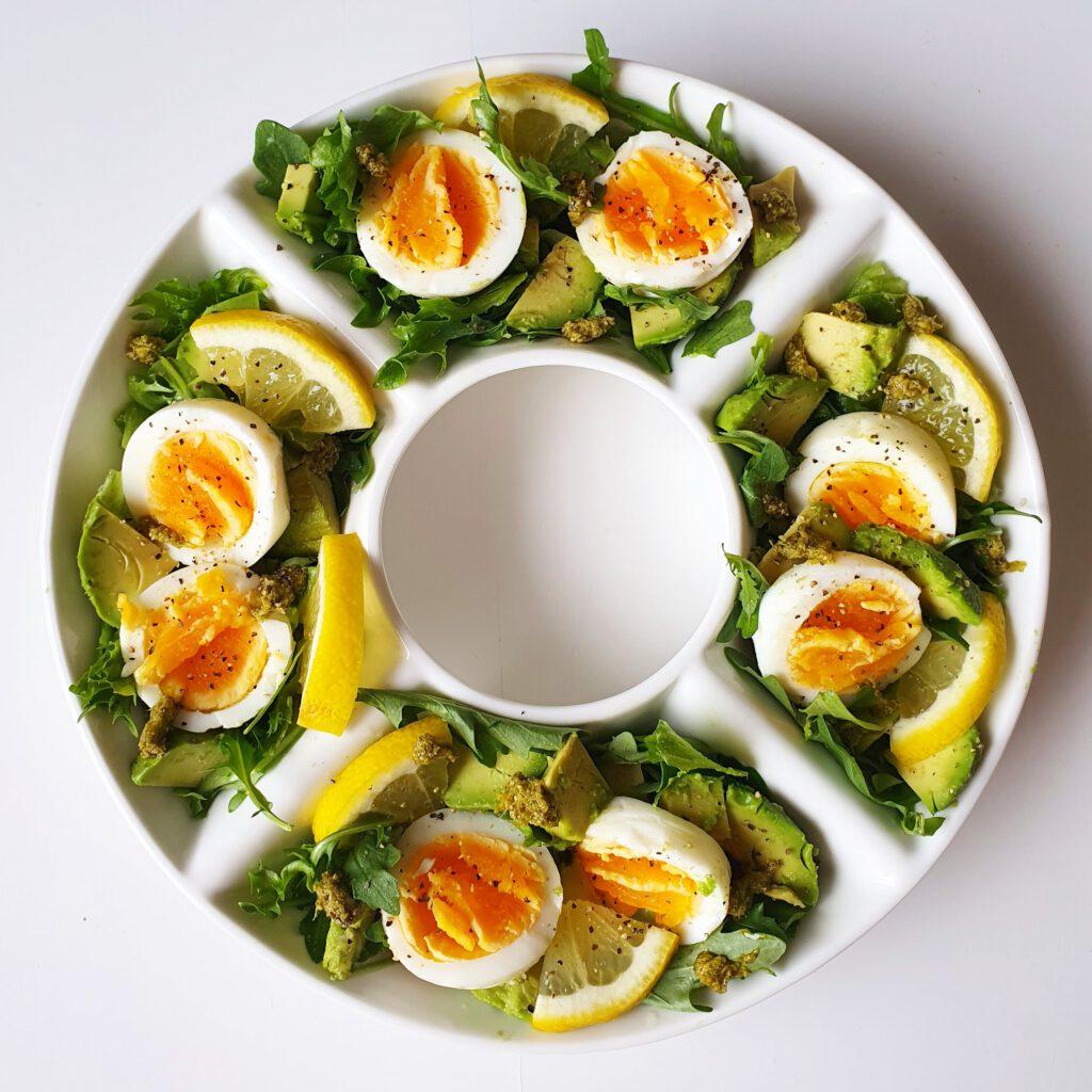 Kananmunasalaatti