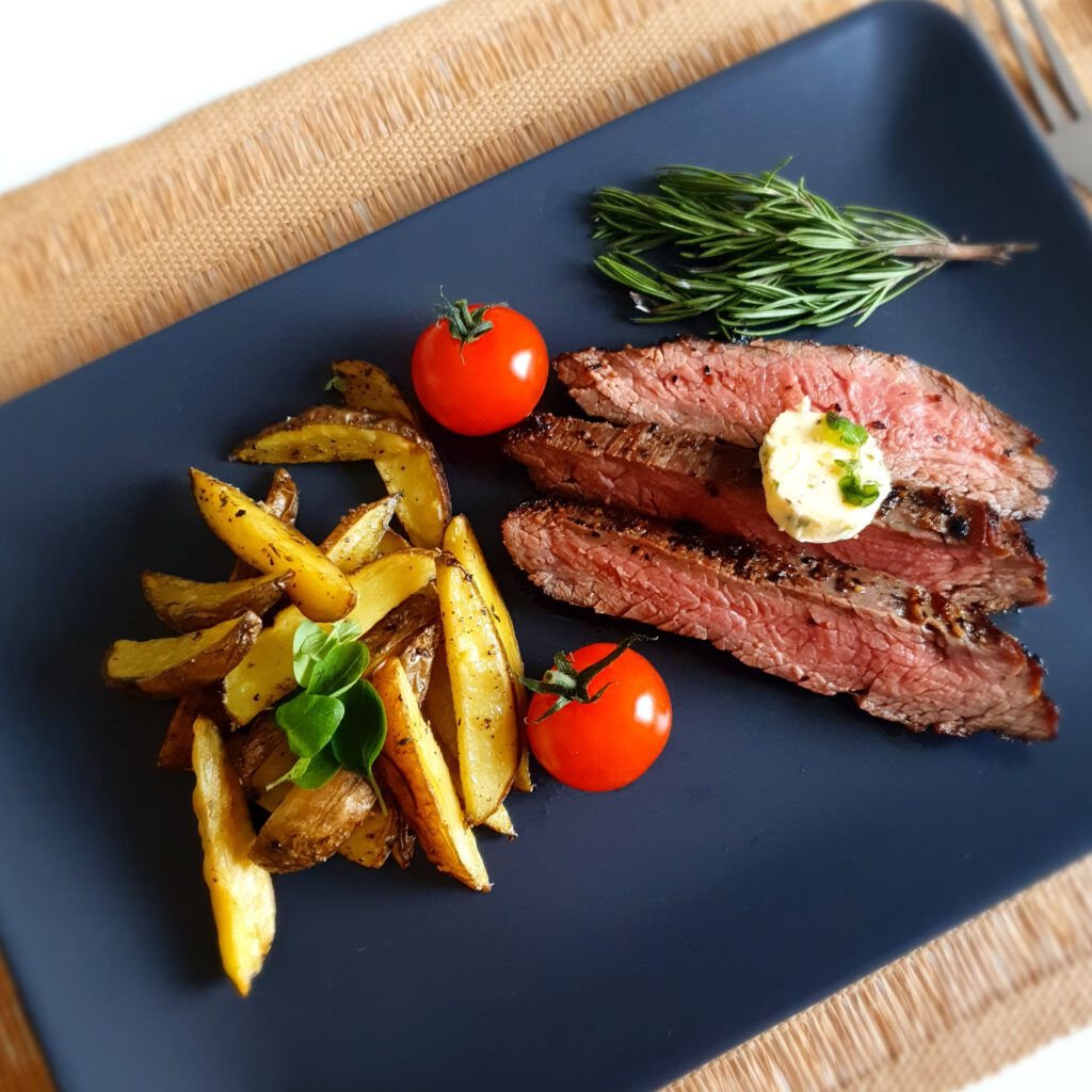 Naudan flank steak