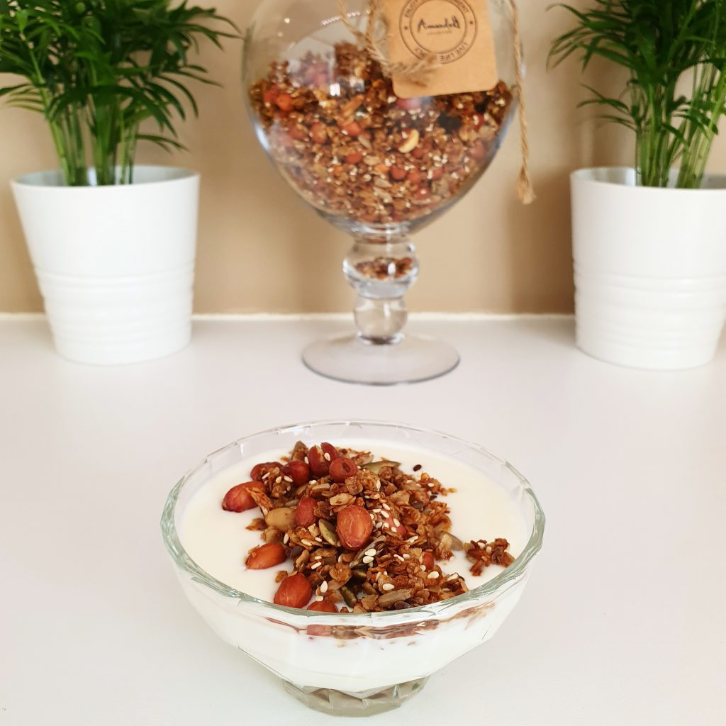 Rouskuva granola