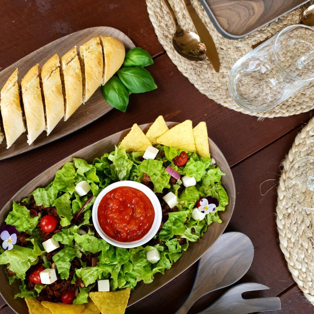 Texmex-salaatti